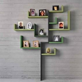 как украсить стену интерьер фото