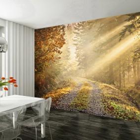 как украсить стену фото интерьер