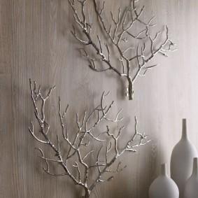 как украсить стену виды дизайна