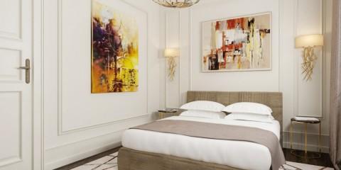 картины для спальни в классическом стиле