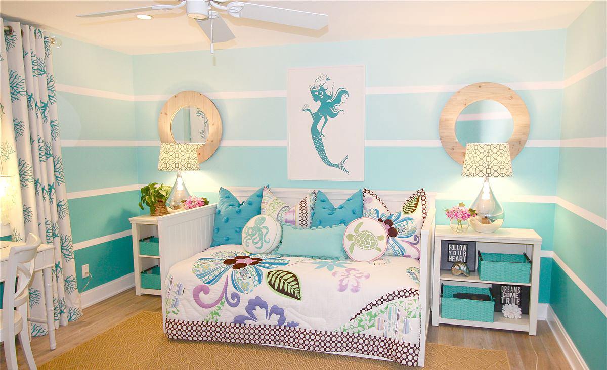 комната в морском стиле детская фото