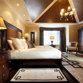 комната в стиле модерн виды декора