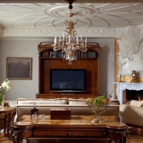 комната в стиле модерн идеи вариантов