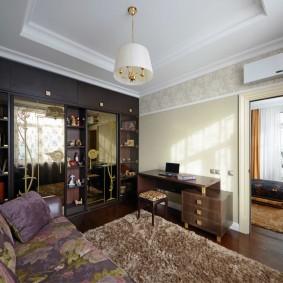 комната в стиле модерн идеи оформление
