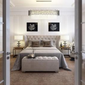 комната в стиле модерн оформление фото