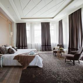 комната в стиле модерн идеи интерьера