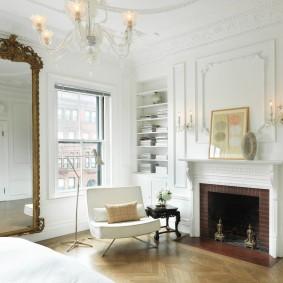 комната в стиле модерн идеи интерьер