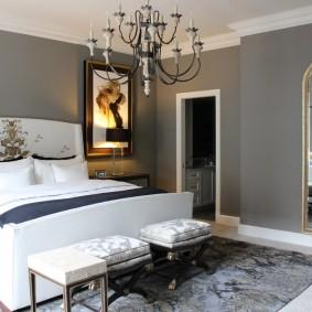 комната в стиле модерн фото интерьера