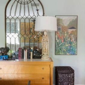 комната в стиле модерн интерьер фото