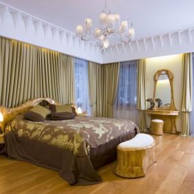 комната в стиле модерн декор идеи
