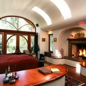 комната в стиле модерн фото декора