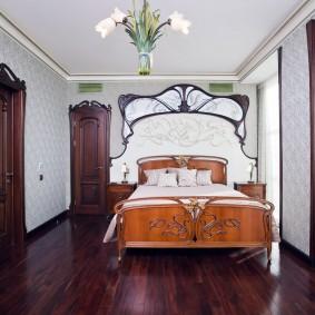 комната в стиле модерн декор