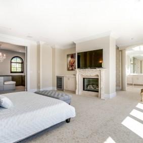комната в стиле модерн идеи дизайн