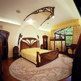 комната в стиле модерн фото дизайн
