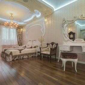 комната в стиле модерн дизайн