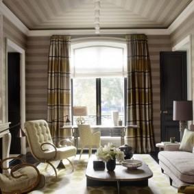 комната в стиле модерн идеи