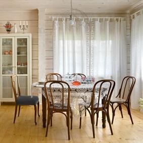 комната в стиле прованс декор
