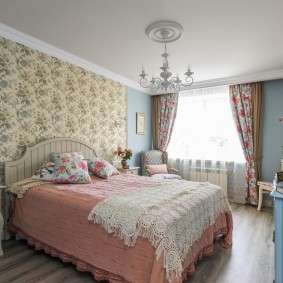 комната в стиле прованс интерьер