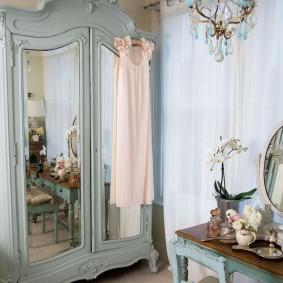 комната в стиле прованс оформление фото