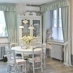 комната в стиле прованс фото оформление