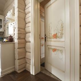 комната в стиле прованс фото оформления