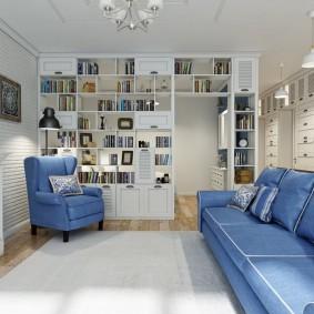 комната в стиле прованс варианты идеи