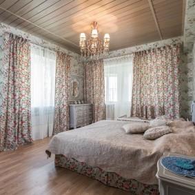 комната в стиле прованс фото идеи