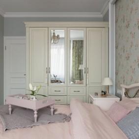 комната в стиле прованс фото виды