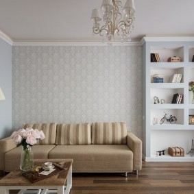 комната в стиле прованс фото видов