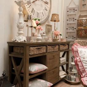 комната в стиле прованс фото дизайн