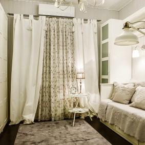 комната в стиле прованс идеи дизайн