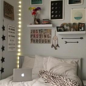 комната в стиле tumblr декор фото
