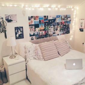 комната в стиле tumblr фото декор