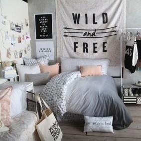 комната в стиле tumblr декор идеи