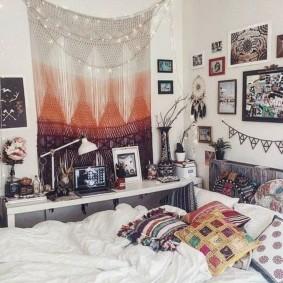 комната в стиле tumblr интерьер фото