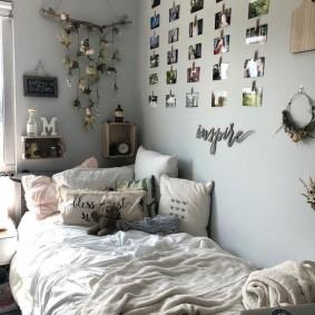комната в стиле tumblr фото интерьера