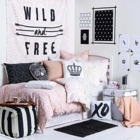 комната в стиле tumblr идеи интерьера