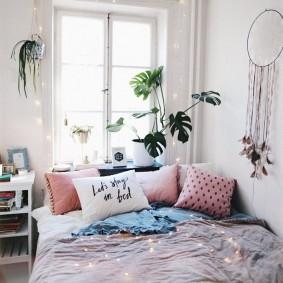 комната в стиле tumblr оформление фото