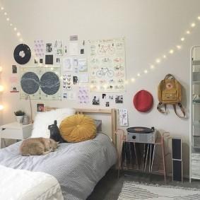 комната в стиле tumblr фото оформления