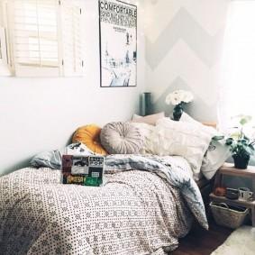 комната в стиле tumblr оформление идеи