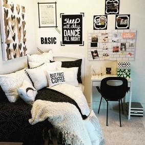 комната в стиле tumblr идеи оформление