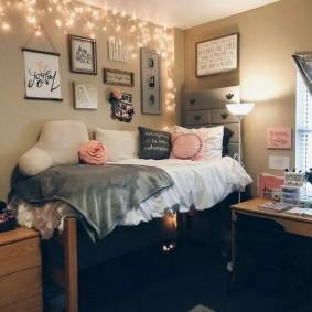 комната в стиле tumblr варианты