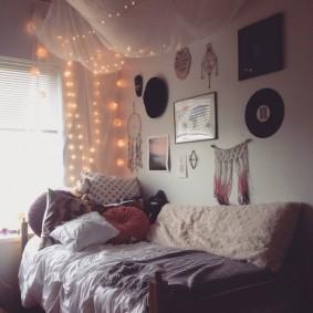 комната в стиле tumblr идеи вариантов
