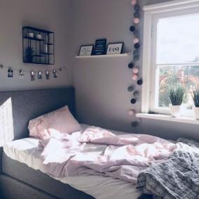 комната в стиле tumblr виды