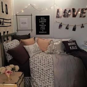 комната в стиле tumblr виды идеи