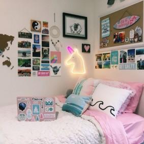 комната в стиле tumblr виды дизайна