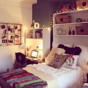 комната в стиле tumblr виды декора