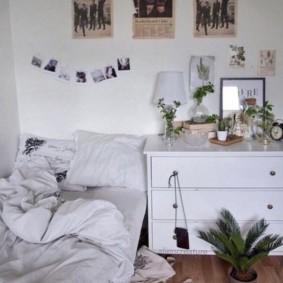 комната в стиле tumblr виды оформления