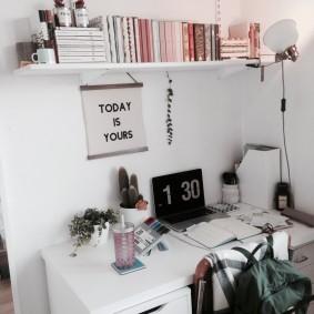комната в стиле tumblr дизайн
