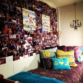 комната в стиле tumblr дизайн фото